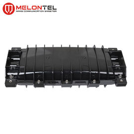 Cina PC Fiber Optic Closure 6 Port 288 Core Dengan 6 Pcs Splicing Tray MT 1505 pabrik