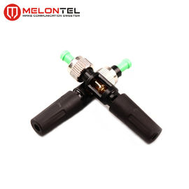 FTTH Mechanical Fiber Optic FC Connector Single Mode Cepat Menghubungkan MT 1041