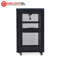 Cina Floor Type 19 Inch Rack Cabinet MT 6001, Berdiri 18U Server Rack Cold Rolled Steel pabrik